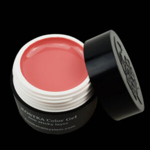 Kostka color gel no sticky layer nude rose