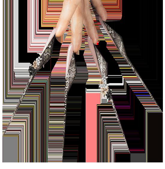 Kostka nail system nergil